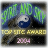 Spirit And Sky Leading Site Award 2004